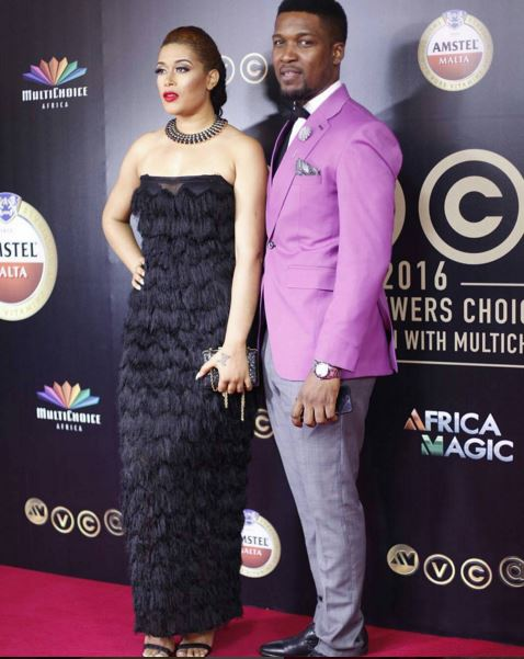 AMVCA2016 - Red Carpet to Aisle Inspiration LoveweddingsNG Adunni Ade and Wole Ojo