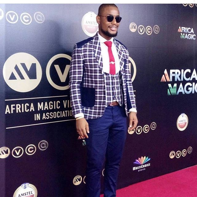 AMVCA2016 - Red Carpet to Aisle Inspiration LoveweddingsNG Alex Ekubo