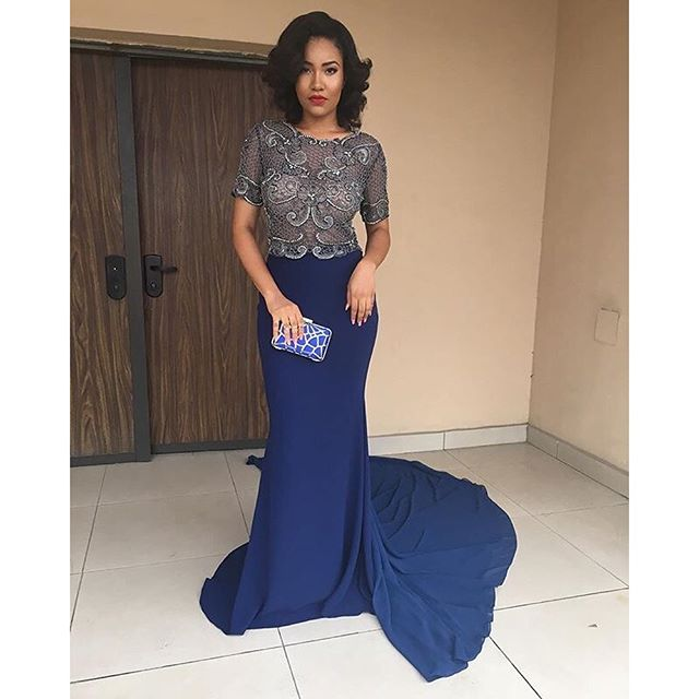 AMVCA2016 - Red Carpet to Aisle Inspiration LoveweddingsNG Anna Ebiere