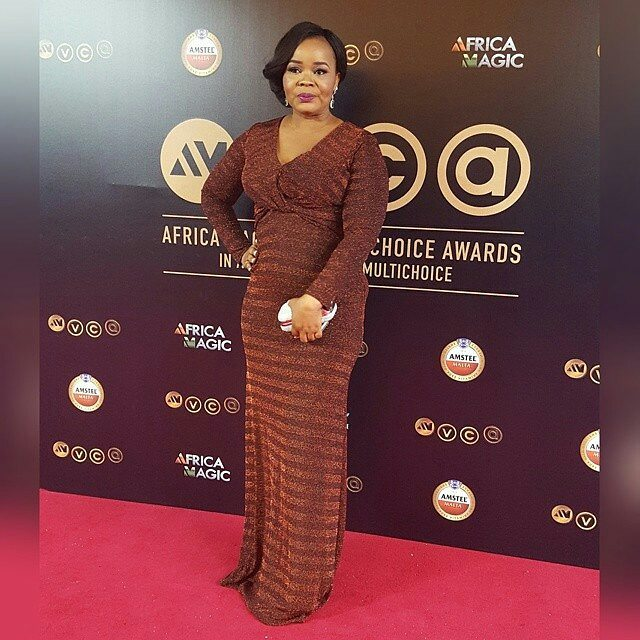 AMVCA2016 - Red Carpet to Aisle Inspiration LoveweddingsNG Bimbo Oshin