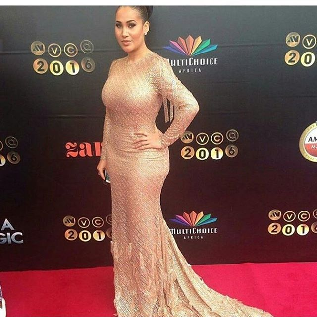 AMVCA2016 - Red Carpet to Aisle Inspiration LoveweddingsNG Caroline Danjuma