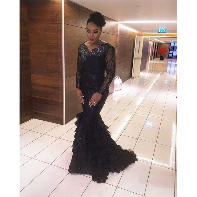 AMVCA2016 - Red Carpet to Aisle Inspiration LoveweddingsNG Chioma Akpotha