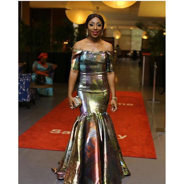 AMVCA2016 - Red Carpet to Aisle Inspiration LoveweddingsNG Dakore Akande