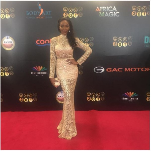 AMVCA2016 - Red Carpet to Aisle Inspiration LoveweddingsNG Idia Aisen