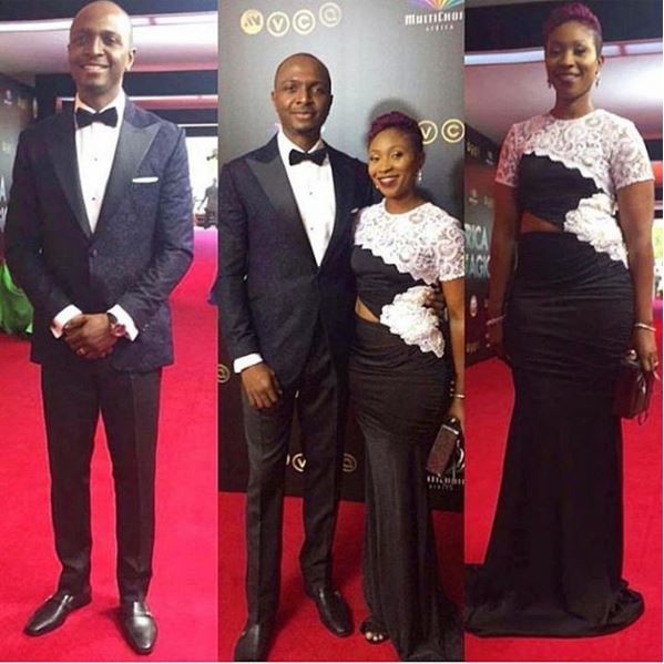 AMVCA2016 - Red Carpet to Aisle Inspiration LoveweddingsNG Ik and Olohi Osakioduwa