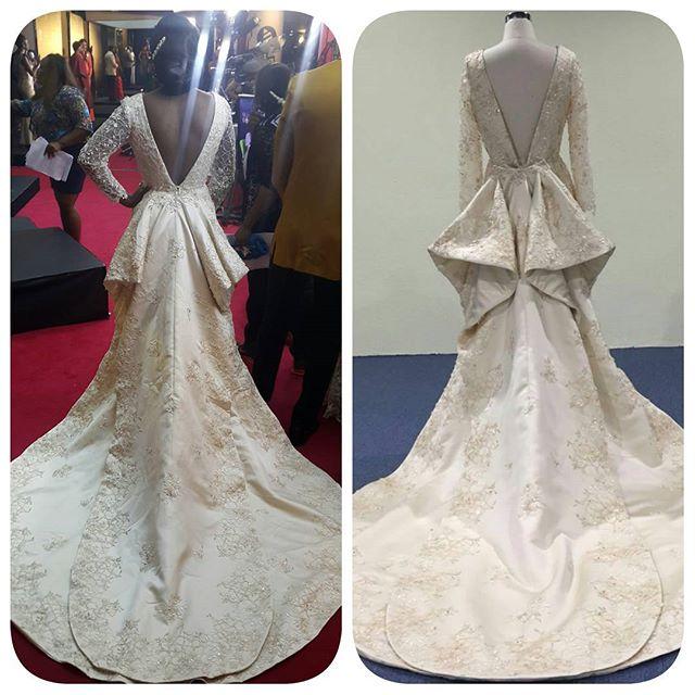 AMVCA2016 - Red Carpet to Aisle Inspiration LoveweddingsNG Ini Edo 1