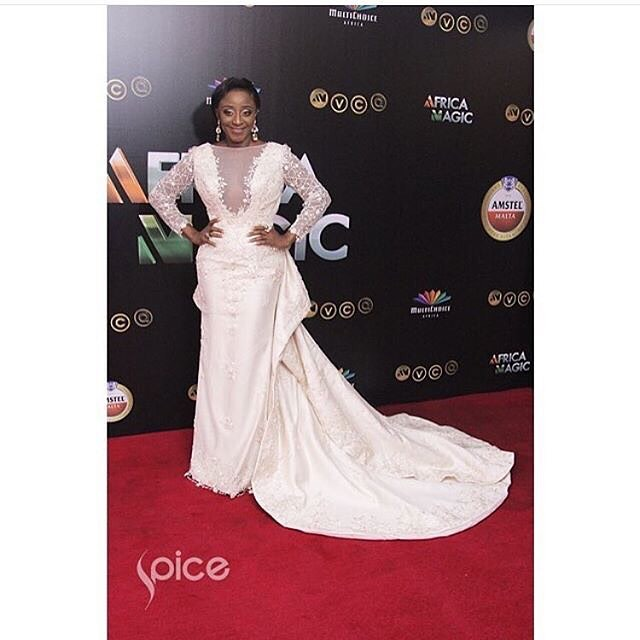 AMVCA2016 - Red Carpet to Aisle Inspiration LoveweddingsNG Ini Edo
