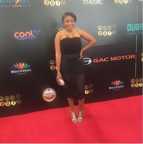 AMVCA2016 - Red Carpet to Aisle Inspiration LoveweddingsNG Kaylah Oniwo