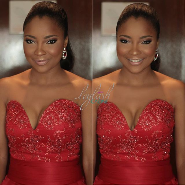 AMVCA2016 - Red Carpet to Aisle Inspiration LoveweddingsNG Lilian Ejiofor