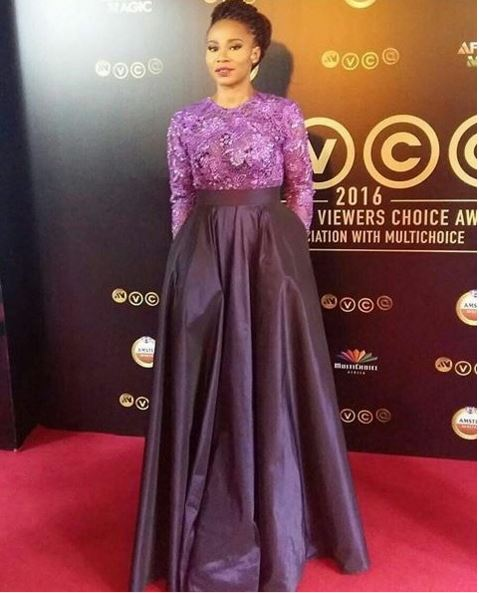AMVCA2016 - Red Carpet to Aisle Inspiration LoveweddingsNG Nse Ikpe Etim