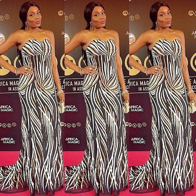AMVCA2016 - Red Carpet to Aisle Inspiration LoveweddingsNG Ono Bello