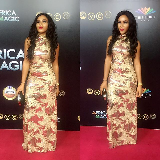 AMVCA2016 - Red Carpet to Aisle Inspiration LoveweddingsNG Pay