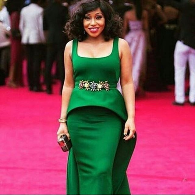 AMVCA2016 - Red Carpet to Aisle Inspiration LoveweddingsNG Rita Dominic