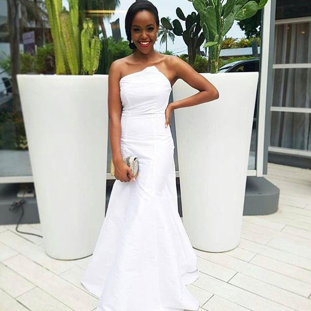 AMVCA2016 - Red Carpet to Aisle Inspiration LoveweddingsNG Sharon Mundia