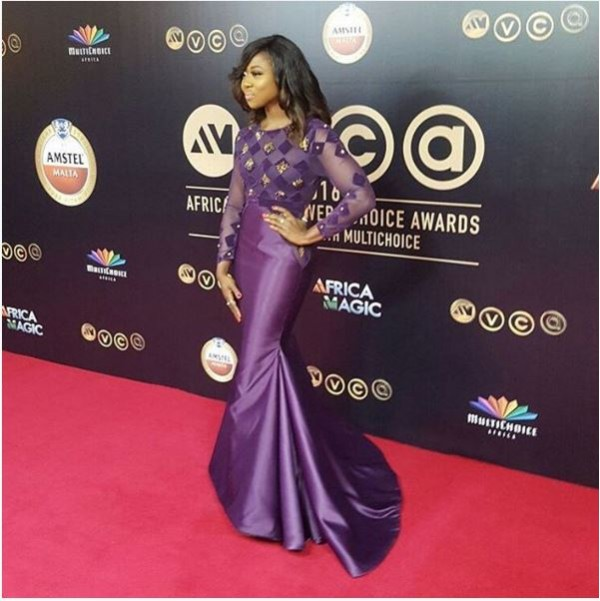 AMVCA2016 - Red Carpet to Aisle Inspiration LoveweddingsNG Sika Osei