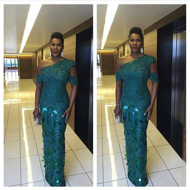 AMVCA2016 - Red Carpet to Aisle Inspiration LoveweddingsNG Stephanie Linus