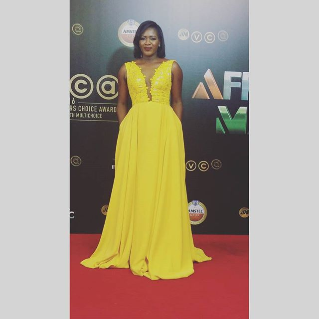 AMVCA2016 - Red Carpet to Aisle Inspiration LoveweddingsNG Tewa Onasanya
