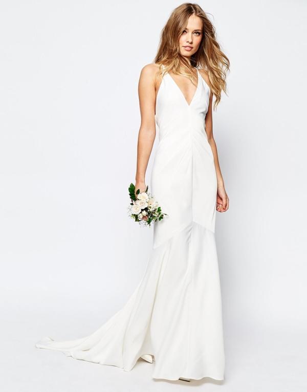 ASOS Affordable Wedding Gown LoveweddingsNG 11