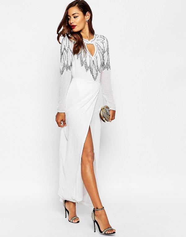 ASOS Affordable Wedding Gown LoveweddingsNG 13