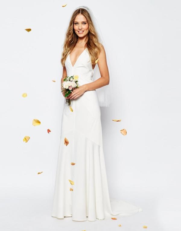ASOS Affordable Wedding Gown LoveweddingsNG 15