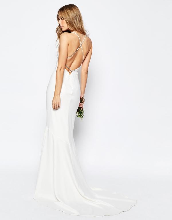 ASOS Affordable Wedding Gown LoveweddingsNG 16
