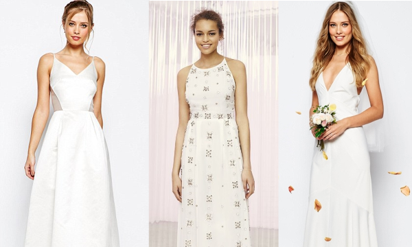 ASOS launches affordable bridal collection