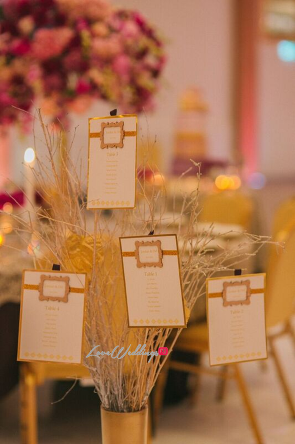 Gold Opulence Alegrar Events LoveweddingsNG 8