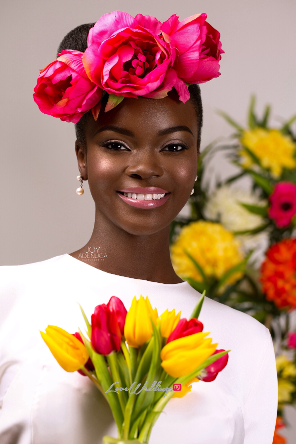 International Womens Day - Joy Adenuga Hawaian Bridal Makeup LoveweddingsNG