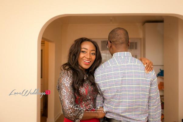 Nigerian Engagement Shoot Bilkisu and Hakeem Femi Onatuga LoveweddingsNG 2