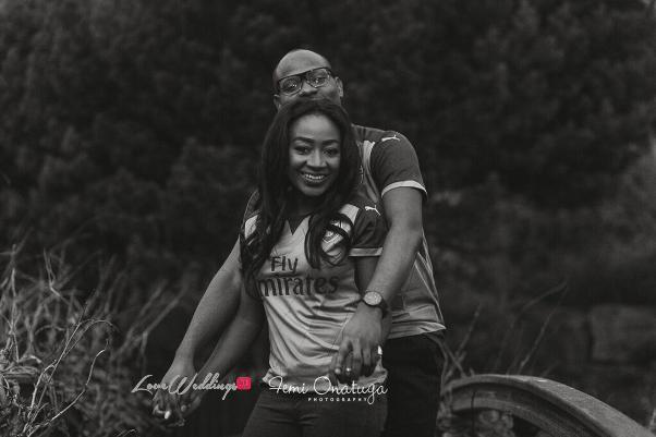 Nigerian Engagement Shoot Bilkisu and Hakeem Femi Onatuga LoveweddingsNG 3