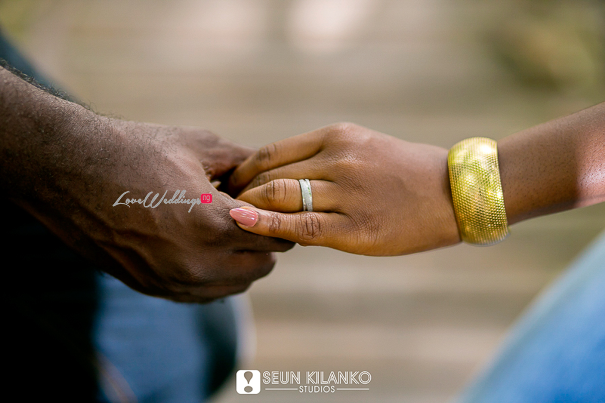 Nigerian Engagement Shoot Folake and Dotun Seun Kilanko Studios LoveweddingsNG 11