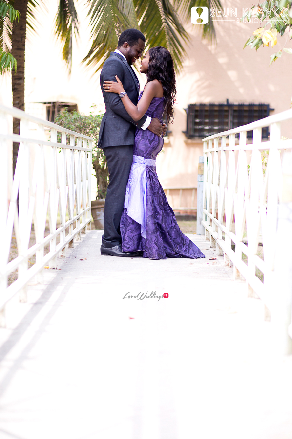 Nigerian Engagement Shoot Folake and Dotun Seun Kilanko Studios LoveweddingsNG 4