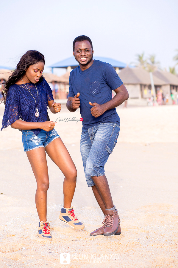 Nigerian Engagement Shoot Folake and Dotun Seun Kilanko Studios LoveweddingsNG 6