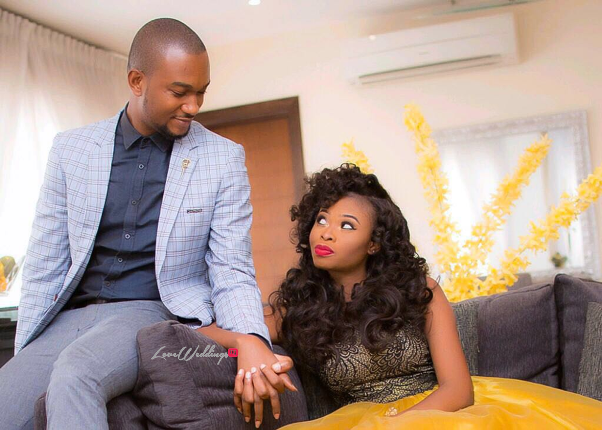 Nigerian Engagement Shoot #FrankOmoh2016 LoveweddingsNG 11