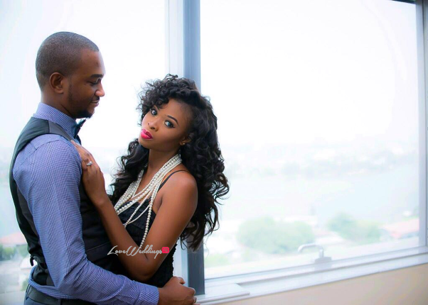Nigerian Engagement Shoot #FrankOmoh2016 LoveweddingsNG 13