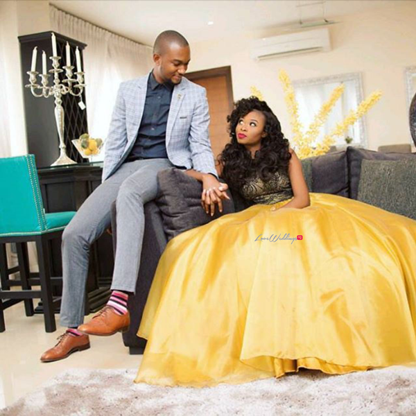 Nigerian Engagement Shoot #FrankOmoh2016 LoveweddingsNG 15