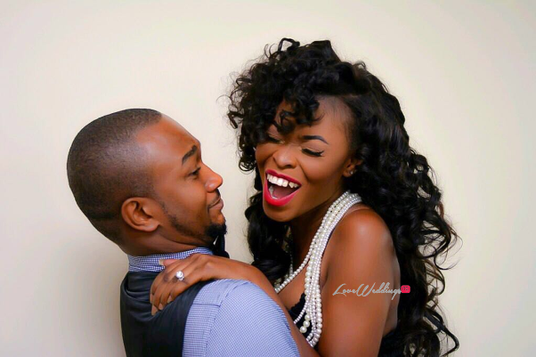 Nigerian Engagement Shoot #FrankOmoh2016 LoveweddingsNG 2
