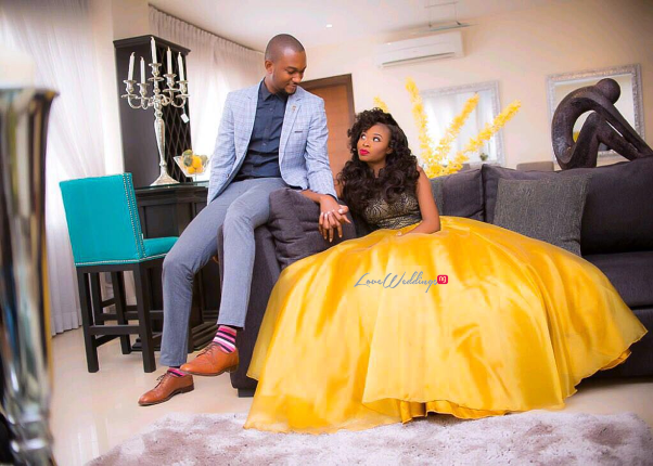 Nigerian Engagement Shoot #FrankOmoh2016 LoveweddingsNG 9