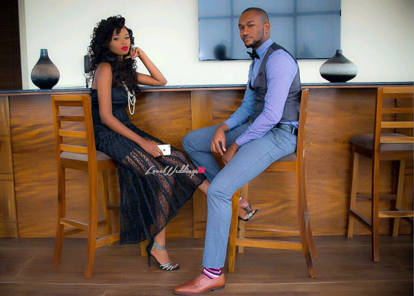Nigerian Engagement Shoot #FrankOmoh2016 LoveweddingsNG
