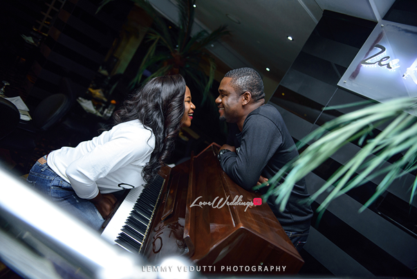 Nigerian Engagement Shoot - Ginika and Okey LoveweddingsNG 11