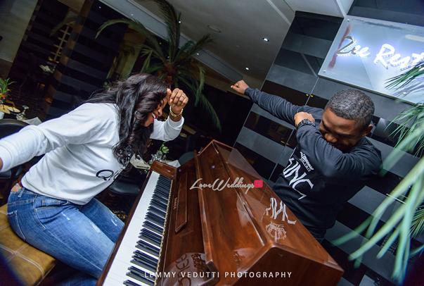 Nigerian Engagement Shoot - Ginika and Okey LoveweddingsNG 12