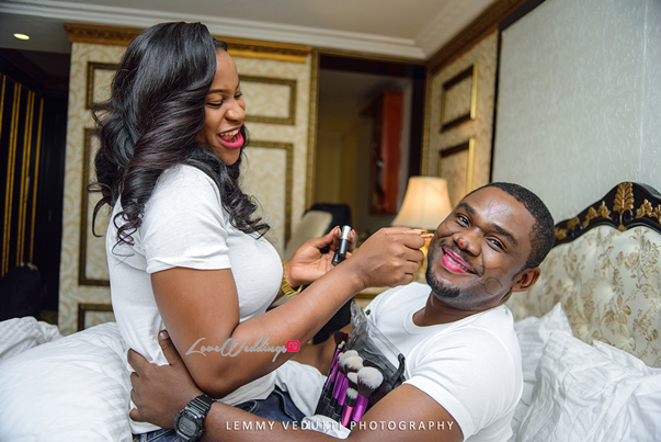 Nigerian Engagement Shoot - Ginika and Okey LoveweddingsNG 14