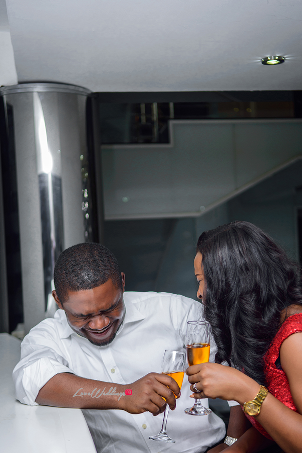 Nigerian Engagement Shoot - Ginika and Okey LoveweddingsNG 7