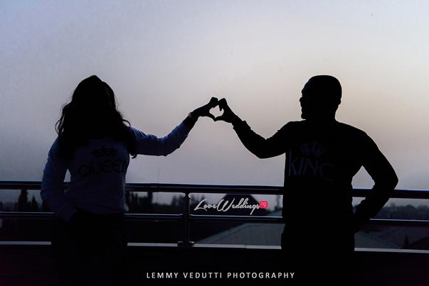 Nigerian Engagement Shoot - Ginika and Okey LoveweddingsNG 9