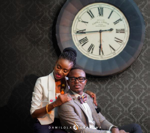 Nigerian Engagement Shoot #JayBryan2016 LoveweddingsNG Damilola Onafuwa 2
