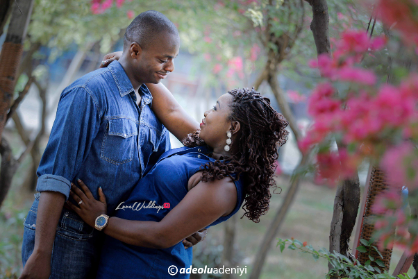 Nigerian Engagement Shoot Oluwagbenga and Adejumoke LoveweddingsNG Adeolu Adeniyi Photography 2
