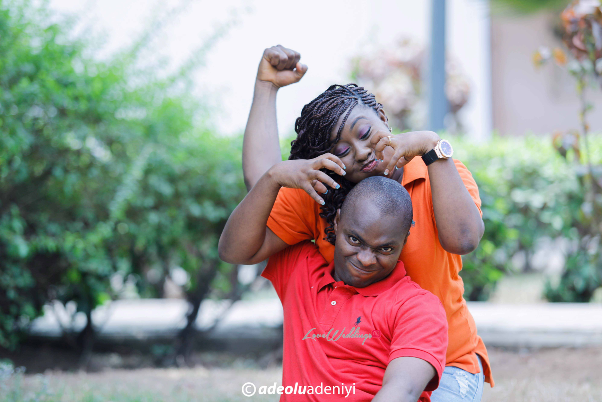 Nigerian Engagement Shoot Oluwagbenga and Adejumoke LoveweddingsNG Adeolu Adeniyi Photography 5