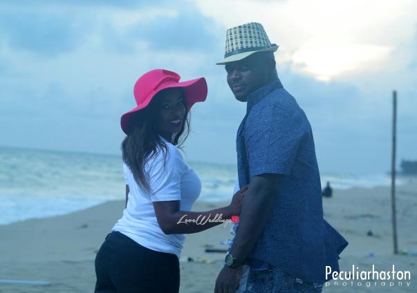 Nigerian Engagement Shoot Opeoluwa & Oluwaseyi Peculiar Haston Photography LoveweddingsNG 10