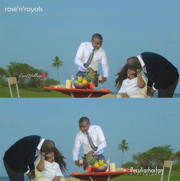 Nigerian Engagement Shoot Opeoluwa & Oluwaseyi Peculiar Haston Photography LoveweddingsNG 12