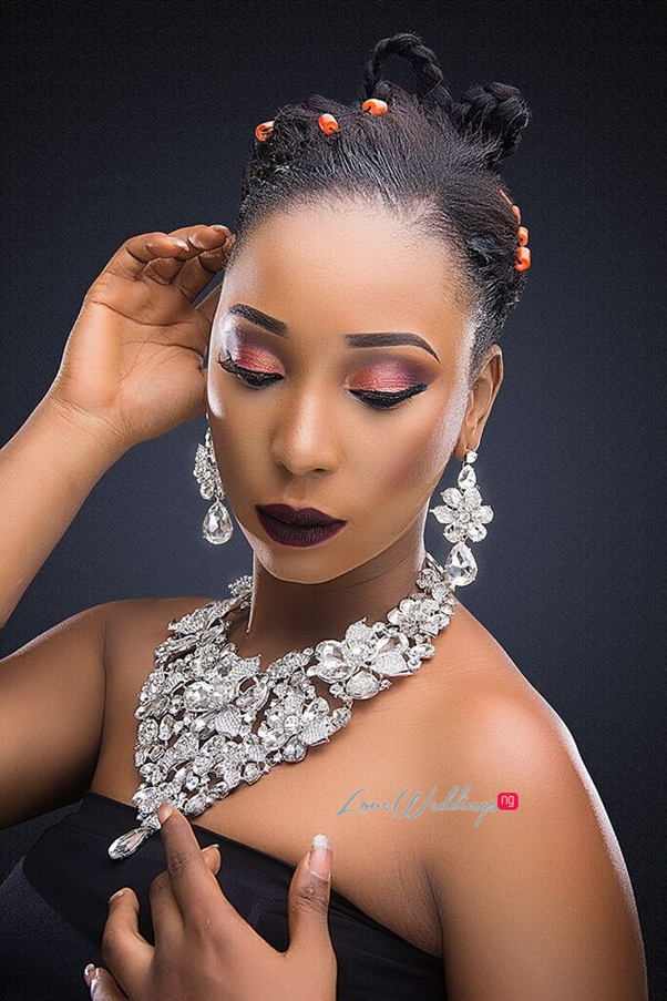Nigerian Jewelry Artsmith Collections Eko Akete Collection - Adesua LoveweddingsNG 1